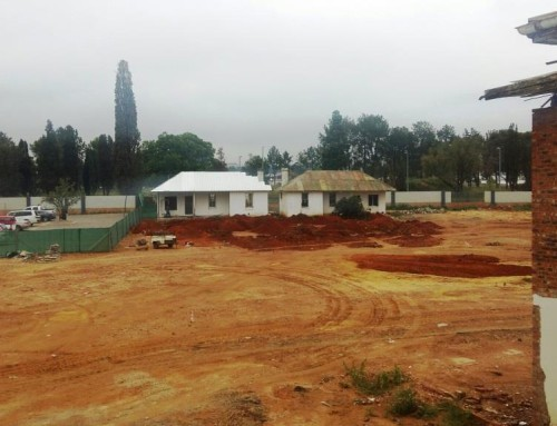 Construction Update – 9 March 2016 – The Oaks