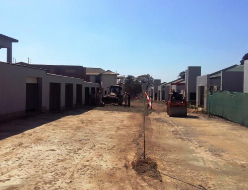 Construction update – 20 July 2016