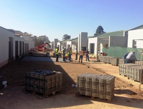 Construction update – 22 July 2016