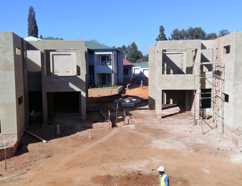 Construction Update – The Oaks -12 August 2016