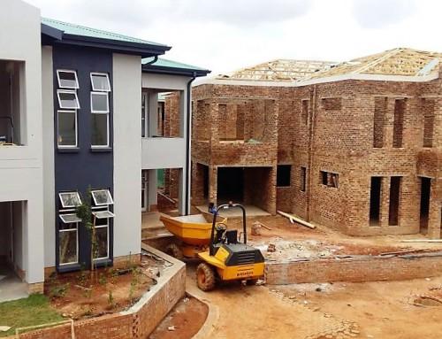 Construction Update – The Oaks – 15 December 2016