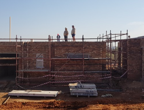 Construction Update – Phase 3 First Floors – Block 9,10 and 11 – 31 August 2018