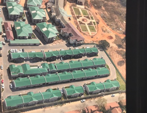 Aerial Views of Heritage Estate!
