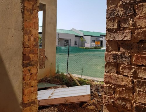 Heritage House – The Start!