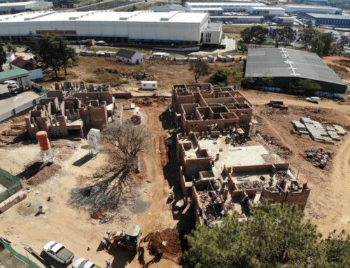 Construction Update – The Firs & The Oaks