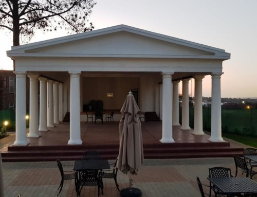 Heritage House and the Pavilion – 1 October 2018
